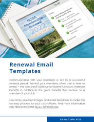 Screenshot Renewal Email Template
